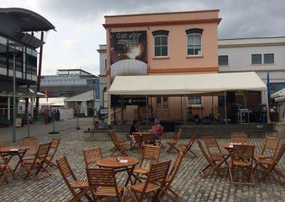 Outdoor Wooden Furniture in Central Bristol