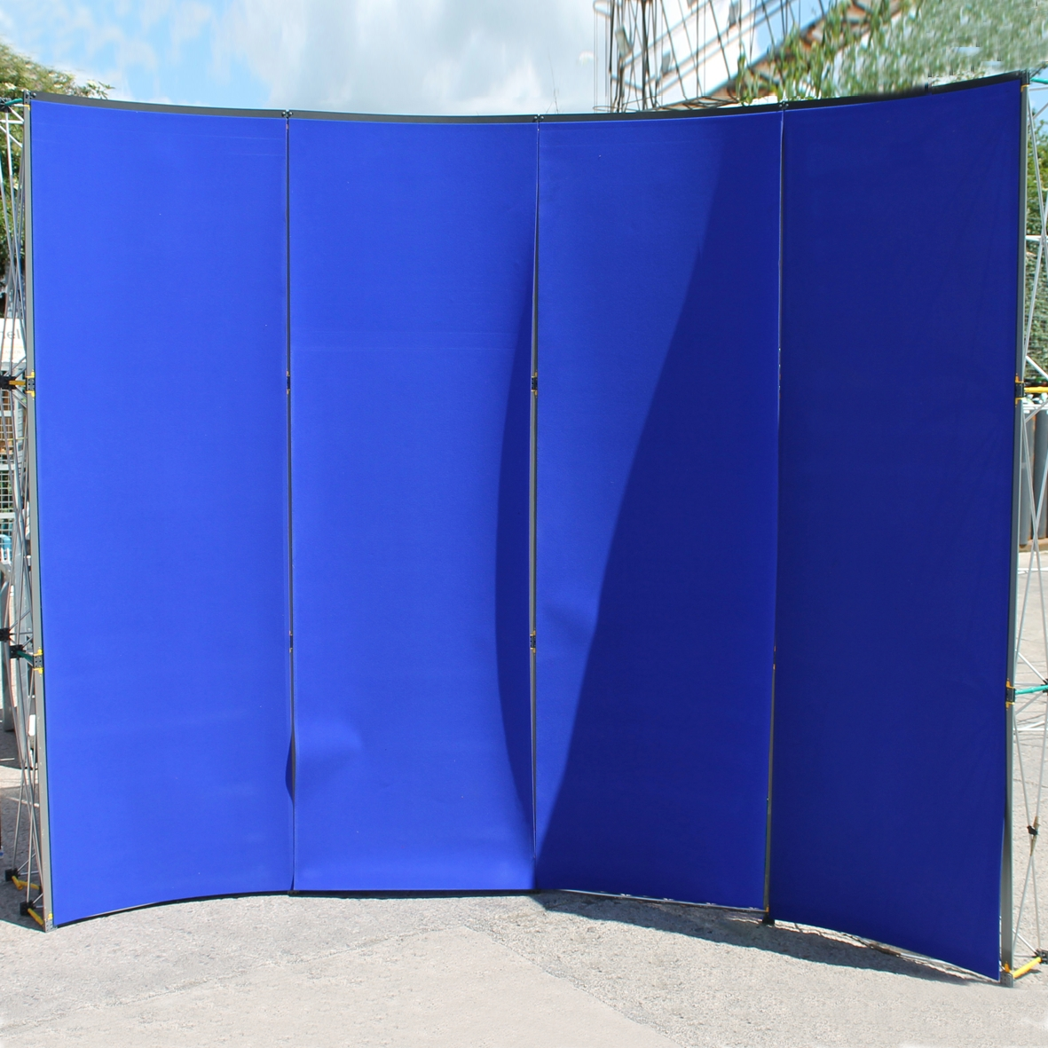 Display Stand For Hire : Hire a popup display stand other blast event